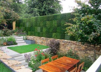 Separadores setos diferentes para jardin