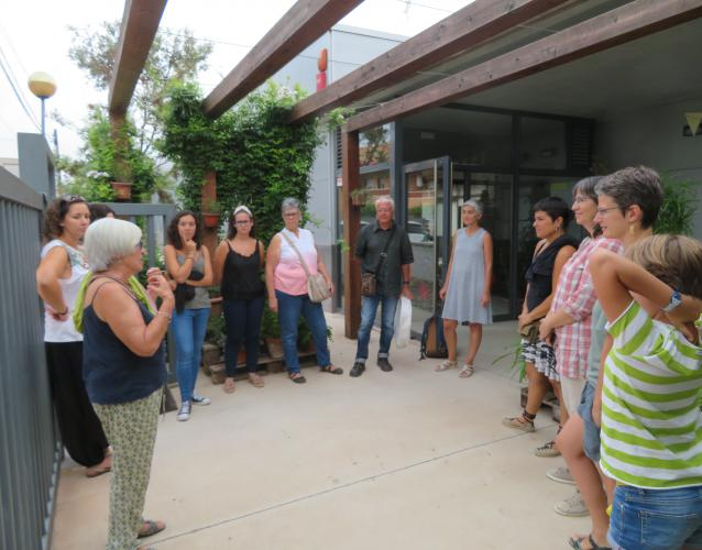 jornada en Valls escola bressol Xiquets i xiquetes