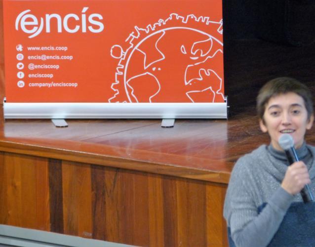 conferencia en Encis