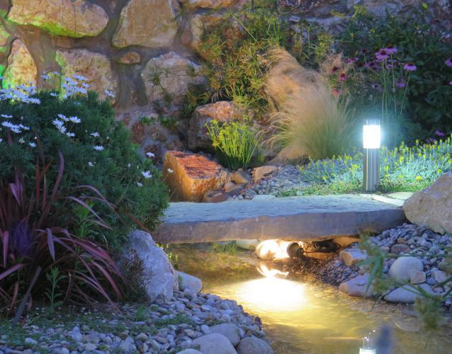 Sistemas de iluminación exteriores